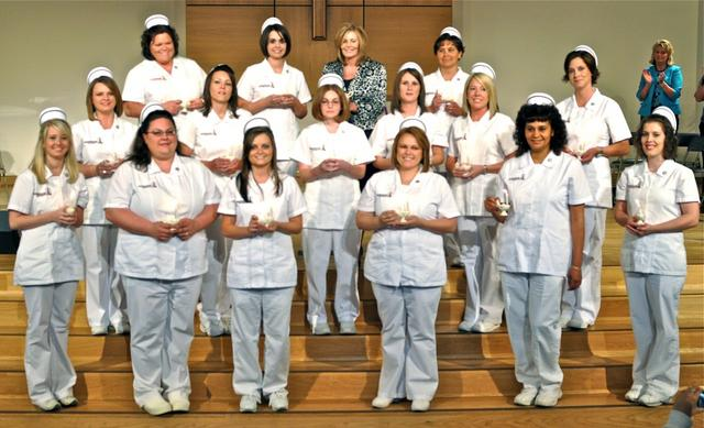 CU Nursing School holds pinning ceremonies for graduates ...