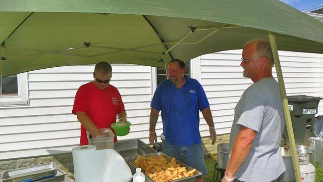 350 Enjoy Gradyville Baptist Church Fish Fry On
