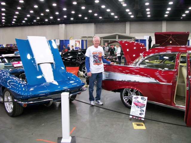 Adair Countians At Expo Car Show Feb On ColumbiaMagazinecom - Car show kentucky