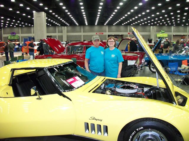 Adair Countians At Expo Car Show Feb On ColumbiaMagazinecom - Car show louisville ky