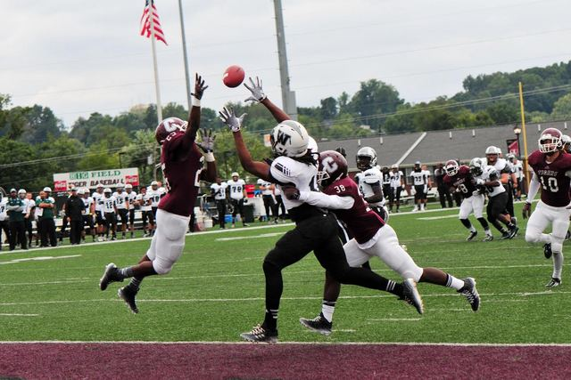 campbellsville u football 20  webber int u0026 39 l 7