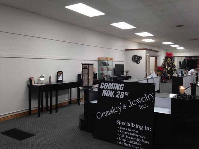grimsley u0026 39 s jewelry  glasgow  ky interior on