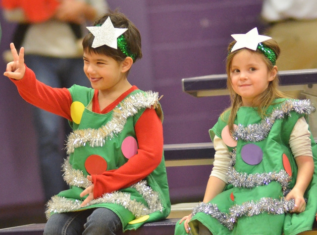 CES Presents 'The Littlest Christmas Tree' On