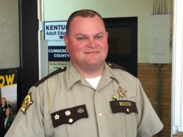 Cumberland Co  Sheriff Scott Daniels on ColumbiaMagazine com