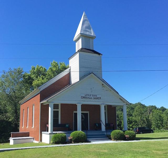 Sulphur lick christian church
