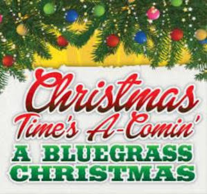 logo christmas in columbia 2017 a bluegrass christmas - Bluegrass Christmas